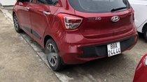 Cần bán gấp Hyundai Grand i10 AT năm 2018, màu đỏ, xe nhập