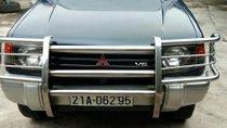 Cần bán Mitsubishi Pajero V33 đời 2000, màu xanh dưa