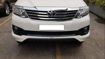 Cần bán gấp Toyota Fortuner TRD 2.7V năm sản xuất 2018, màu trắng