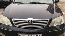 Bán Toyota Camry đời 2003, màu đen, 285 triệu