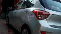 Bán ô tô Hyundai Grand i10 đời 2014, màu bạc, xe nhập