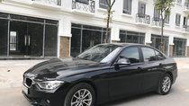 Bán BMW 320i đời 2013, màu đen, nhập khẩu chính chủ, giá tốt