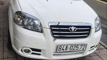 Bán Daewoo Gentra sản xuất 2007, màu trắng, xe đẹp