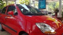 Bán xe Chevrolet Spark đời 2015, màu đỏ, giá chỉ 165 triệu