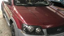 Bán ô tô Ford Escape sản xuất 2002, màu đỏ, nhập khẩu nguyên chiếc, 170 triệu