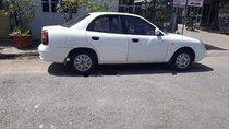 Cần bán xe Daewoo Nubira năm sản xuất 2003, màu trắng giá cạnh tranh