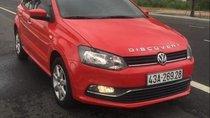 Cần bán xe Volkswagen Polo 1.6 năm 2015, màu đỏ, nhập khẩu nguyên chiếc giá cạnh tranh