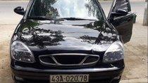 Cần bán lại xe Daewoo Nubira đời 2003, màu đen, giá tốt