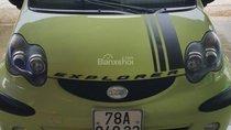 Cần bán xe BYD F0 sản xuất năm 2011, màu xanh lam, xe nhập, 115 triệu