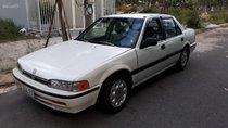 Bán xe Honda Accord 1.8 MT đời 1990, màu trắng, nhập khẩu như mới, giá tốt