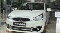 Bán xe Mitsubishi Mirage CVT ECo 2019, màu trắng, nhập khẩu Thái, LH 0938.598.738 (Ms Phương)