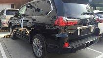 Bán xe Lexus LX 570 đời 2018, màu đen, xe nhập