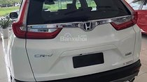 Cần bán Honda CR V L sản xuất năm 2018, màu trắng, nhập khẩu