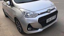 Bán xe Hyundai Grand i10 1.25 sản xuất năm 2018, màu bạc, xe mới