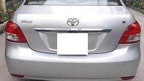 Bán Toyota Vios E màu bạc, đời 2008, số tay, máy xăng