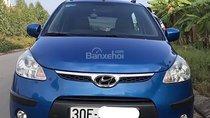 Gia đình cần bán xe Hyundai i10 AT, nhập khẩu, sx cuối 2010, Đk 2011