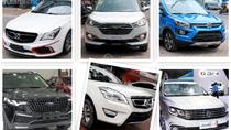 """""""Cơn sốt"""" xe ô tô Trung Quốc giá rẻ trên thị trường Việt Nam"""