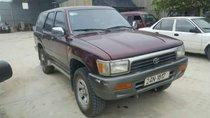 Bán Toyota 4 Runner đời 2000, màu đỏ, nhập khẩu nguyên chiếc, xe đẹp