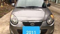 Bán xe Kia Morning năm sản xuất 2011, màu xám, 198tr