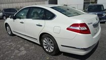 Bán ô tô Nissan Teana AT năm 2010, màu trắng, xe đẹp miễn chê