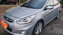Bán Hyundai Accent năm sản xuất 2015, màu bạc, xe nhập