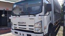 Xe Isuzu 8T2 nhập khẩu CKD 2018 - khuyến mãi 40 triệu sau tết - hỗ trợ 85% xe