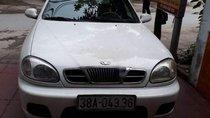 Bán Daewoo Lanos đời 2002, màu trắng, xe nhập, 65 triệu