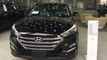 Bán Hyundai Tucson 2.0 MPI AT năm 2018, màu đen