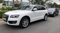 Chính chủ bán xe Audi Q5 đời 2009, màu trắng, nhập khẩu