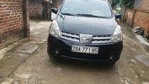 Cần bán xe Nissan Livina đời 2010, màu đen, xe đẹp