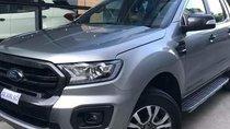 Bán xe Ford Ranger năm sản xuất 2018, màu bạc, nhập khẩu, 900 triệu