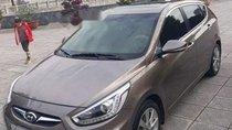 Bán Hyundai Accent 2014, màu nâu, xe nhập