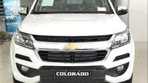 Bán xe Chevrolet Colorado đời 2019, màu trắng, nhập khẩu nguyên chiếc số tự động, giá 624tr