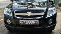 Bán Chevrolet Captiva LTmaxx 2012, màu đen, 395 triệu