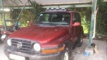 Cần bán xe Ssangyong Korando đời 2000, màu đỏ, giá tốt