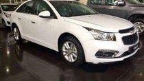 Bán Chevrolet Cruze năm sản xuất 2018, màu trắng, giá tốt
