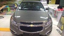 Bán Chevrolet Cruze đời 2018, màu xám, xe nhập