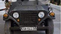 Cần bán xe Jeep A2 đời 1980, chính chủ, giá 185tr