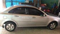 Cần bán Chevrolet Lacetti sản xuất năm 2012, màu bạc, xe nhập, giá tốt