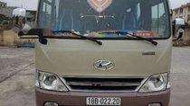 Cần bán xe Hyundai County Limousine đời 2013, xe chạy hợp đồng du lịch từ đầu