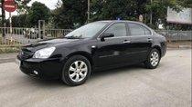 Cần bán xe Kia Optima K5 sản xuất năm 2008, màu đen, số tự động
