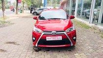 Bán ô tô Toyota Yaris G sản xuất 2016, màu đỏ, nhập khẩu