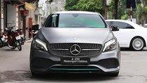 Bán Mercedes A250 đời 2015, màu xám, nhập khẩu nguyên chiếc