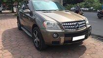 Cần bán xe Mercedes ML500 2005, xe nhập