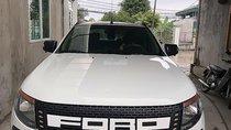 Cần bán gấp Ford Ranger Wildtrak 3.2L 4x4 AT 2015, màu trắng, xe đi ít còn rất mới