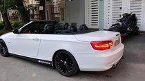 Bán xe BMW 335i Convertible LCI đời 2011, màu trắng nội thất đen