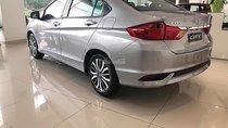 Cần bán Honda City 1.5TOP năm 2018, màu bạc, mới 100%