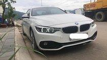 Bán ô tô BMW 4 Series 430i Convertible 2017, màu trắng, xe còn mới cóng - Bảo hành 03 năm Thaco