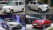 Thu nhập 20 triệu mua ô tô gì?