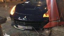 """Ferrari F12 Berlinetta biển tứ quý """"ngã ngựa"""" ngay đầu năm 2019 ở Campuchia"""